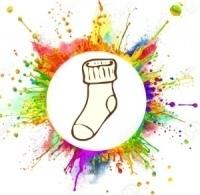 Носки с логотипом